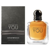 Emporio Armani Stronger With You EDT 100 mL Erkek Tester Parfüm