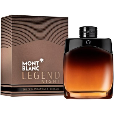 Mont Blanc Legend Night EDT 100 mL Erkek Tester Parfüm