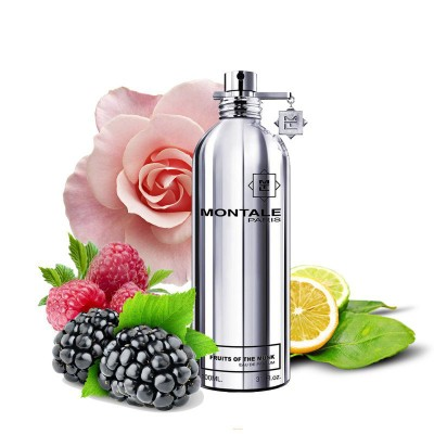 Montale Paris Fruits of the Musk EDP 100 mL Unisex Tester Parfüm