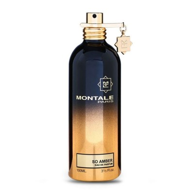 Montale Paris So Amber EDP 100 mL Unisex Tester Parfüm